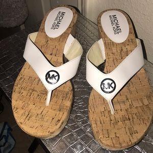 Micheal Kors wedges sandals